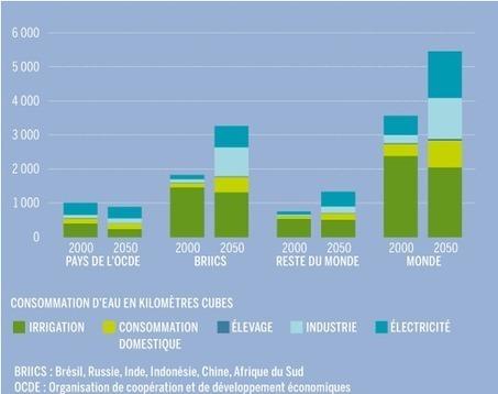 La crise de l'eau illustrée en 5graphiques | La Longue-vue | Scoop.it