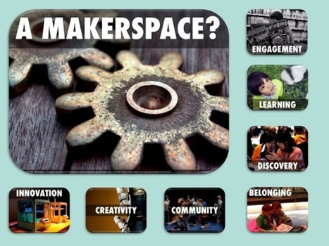 Linking Literature to Makerspaces - Resource Link | Information Powerhouses | Scoop.it