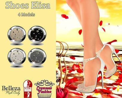 Cremosas Store - GIFT INWORLD .:: Cremosas Store ::. Shoes... | Facebook | Finding SL Freebies | Scoop.it