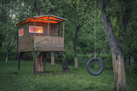 How to Build a Treehouse - DickiesStore.co.uk Blog | Architecture - Construction | Scoop.it