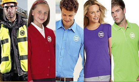Personalized Garments as Promotional Gifts- What buyers need to know | Promotional Gifts | Scoop.it