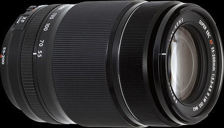 Fujifilm XF 55-200mm F3.5-4.8 R LM OIS Preview |  Digital Photography Review | Fujifilm X Series APS C sensor camera | Scoop.it
