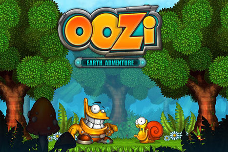 Oozi: Earth Adventure | platform and others elements | Scoop.it