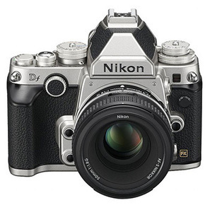 DSLR Hands-On Preview: The New Nikon Df Offers a Full-Frame Sensor and a Distinctly Retro Style But with No Video Capture Mode | HDSLR | Scoop.it