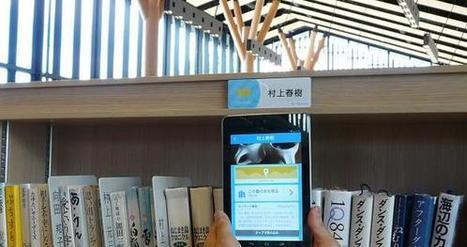 La technologie NFC aide les bibliothèques à se numériser | L'Atelier: Disruptive innovation | [vtecl] La technologie NFC | Scoop.it