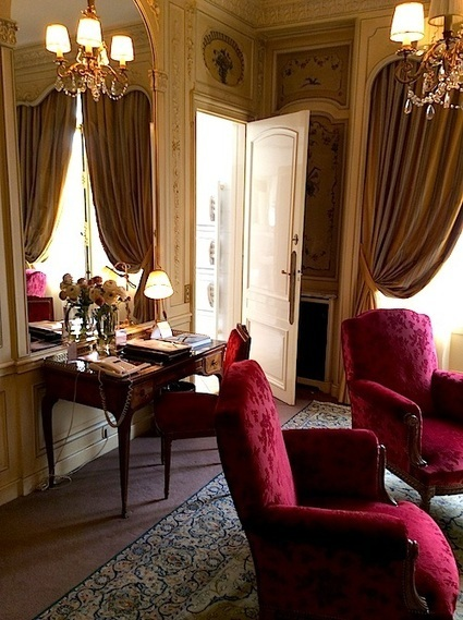 Hotel Raphael Paris | Gay Resorts from Around the World | Scoop.it