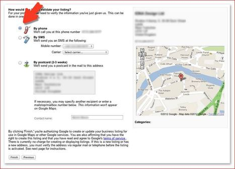 How to Claim & Set Up Local Profiles: From Google+ to Yelp | Time to Learn | Scoop.it