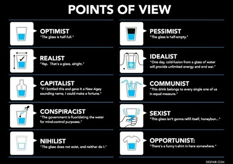 The 10 Points Of View, Explained. - Edudemic | Religious and values education | Scoop.it