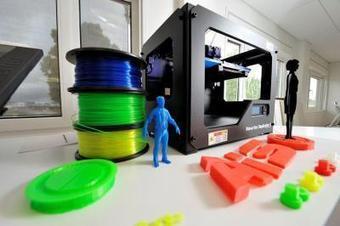 Innovation : Un fablab chez Snecma ( Safran ) | FabLab - DIY - 3D printing- Maker | Scoop.it