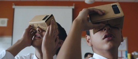 Per què la realitat virtual revolucionarà l'educació | REALIDAD AUMENTADA Y ENSEÑANZA 3.0 - AUGMENTED REALITY AND TEACHING 3.0 | Scoop.it