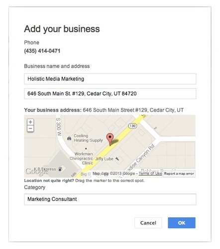 The 2013 Google+ Marketing Guide   Mobile Marketing   Scoop.it