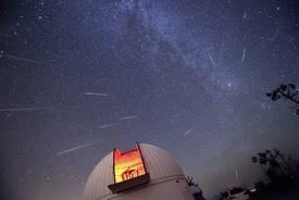 Actualité > Buzz : pluie d'étoiles filantes le 8 octobre ? | Astronomy Domain | Scoop.it