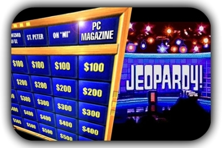 jeopardy powerpoint template plays just like jeopardy