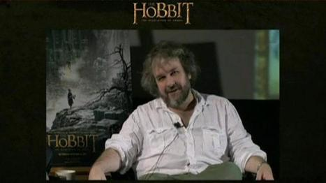 Supreme leadership award for Sir Peter Jackson - TVNZ | 'The Hobbit' Film | Scoop.it