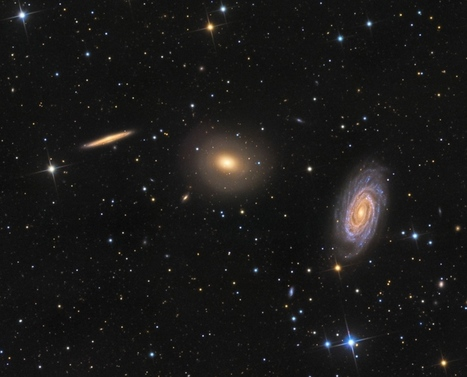 APOD: 2013 October 16 - Three Galaxies in Draco | tecnologia s sustentabilidade | Scoop.it