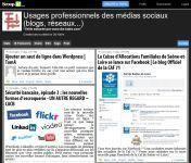 Scoop it : pour la veille partagée, c'est d'la bombe, bébé | Outils de veille - Content curator tools | Scoop.it