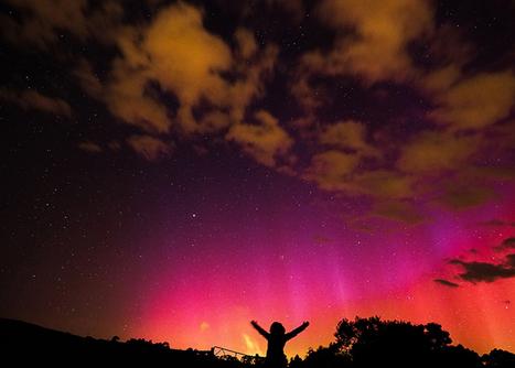 Photographer captures amazing Aurora Australis over Victoria | Daily News Reads | Scoop.it