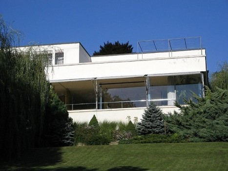 AD Classics: Villa Tugendhat / Mies van der Rohe | The Architecture of the City | Scoop.it