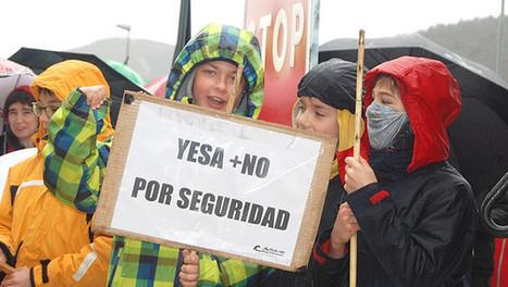 El 81,2 % de Sangüesa vive con preocupación las obras de Yesa | Ordenación del Territorio | Scoop.it