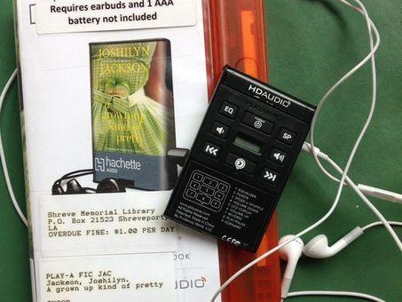 Listened to any good books lately? - Shreveport Times   Audiobooks   Scoop.it