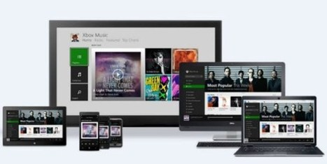 Microsoft doubles down on Xbox Music with revamped service ... | Google Music | Scoop.it