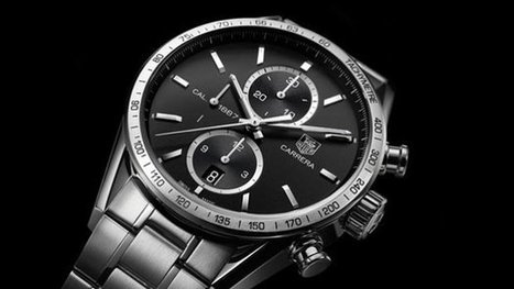 Tag Heuer smartwatch will cost £900 | The Gadget Show | Nerd Vittles Daily Dump | Scoop.it