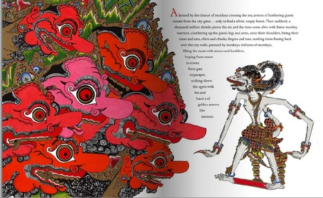 Fun with Masks: The Hindu Story of Rama and Sita   Exploring Significant People & Stories in Religion   Scoop.it
