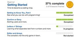 Codecademy | Technology Training & Skills for Students | Scoop.it