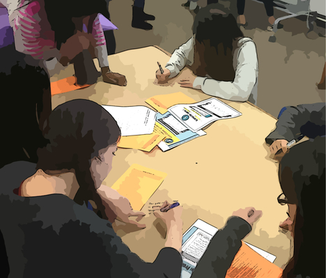 """10th Grade English Students Take on the CRAAP Test Rumble 