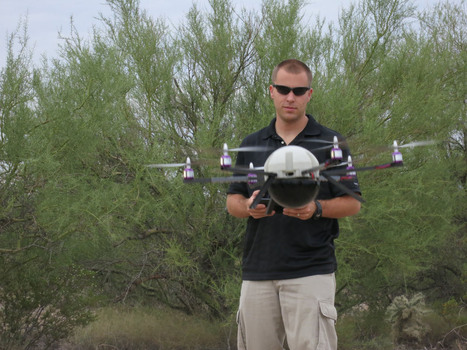 Arizona poised for boom in drone businesses ktar.com | Aerial Isys - Aerial Information Systems | Scoop.it