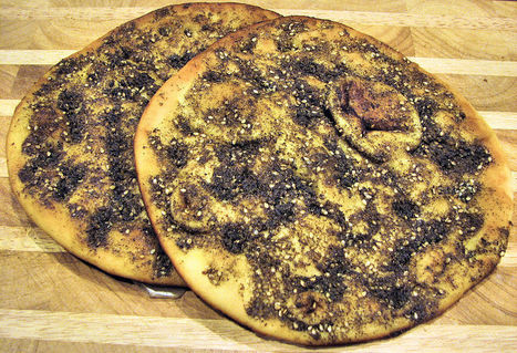 Edible Alphabet: Za'atar | Food Security, Permaculture, & Environment | Scoop.it