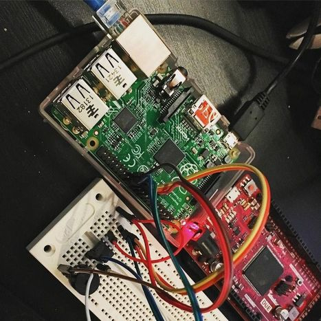 Adventures of Raspberry Pi — Programming an #Atmel #ATtiny85 using #AVRdude . | Raspberry Pi | Scoop.it