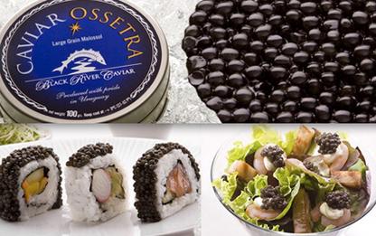 Edible Caviars For A Feast | Buy Caviar | Scoop.it