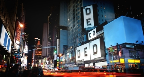 Decoded - On behalf of Jay Z and Bing, Agency Droga sends dissected pages of upcoming book across the web and diverse settings around the world. | Story Clusters | Scoop.it