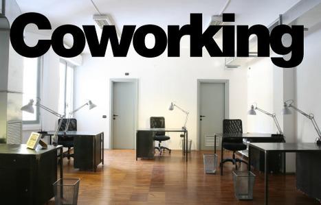 C'est quoi le co-working? Pourquoi ça devrait vous intéresser ... | La Cantine Toulouse | Scoop.it