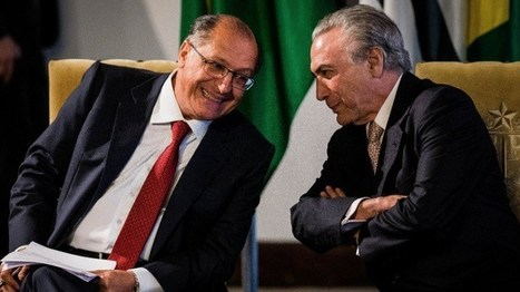 PT volta em 2018, caso o governo Temer seja um fracasso, e já o é | EVS NOTÍCIAS... | Scoop.it
