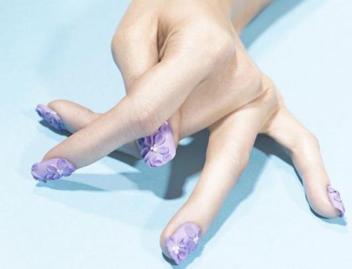 3D Nail Art Designs   Fashion CraZ   Machinimania   Scoop.it