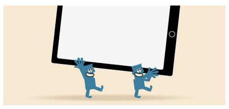 Ce que l'iPad peut faire pour les musées | eTourisme - Eure | Scoop.it