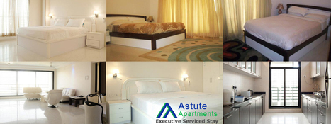 4BHK Serviced apartments in navi Mumbai | Business hotels | Astute Apartments | Scoop.it