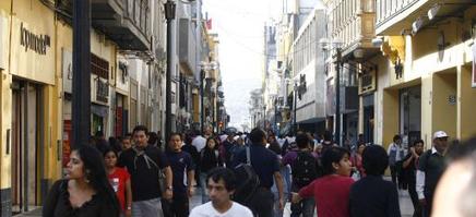 [Lima] RUTA DE INCLUSIÓN: el jirón de la Unión | MAZAMORRA en morada | Scoop.it