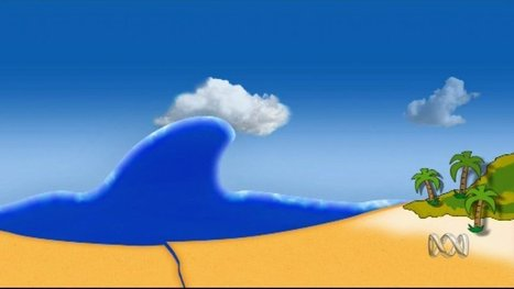 Tsunamis | Year 6 Science - Earthquakes and Tsunamis | Scoop.it