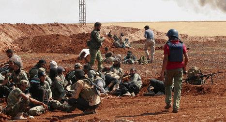 Siria, bombardato ex consolato russo ad Aleppo   La Grande Guerra (la III^)   Scoop.it