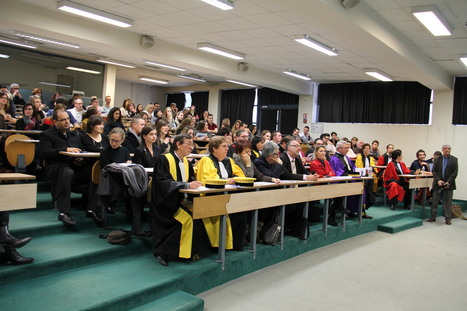 L'Université de Reims et l'UTT appelées «à devenir un pôle d'attraction» | ESPE de l'académie de Reims au sein de l'Université de Reims | Scoop.it