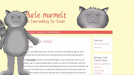 Murle murmelt   Aktive Medienarbeit mit dem iPad   Scoop.it