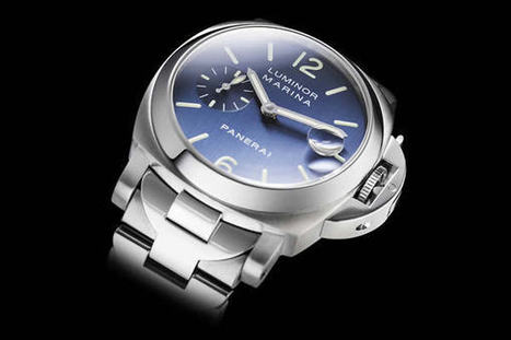 The Other Guys: Five Panerai You Didn't Expect   luxury watches   Scoop.it