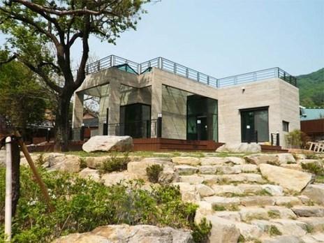 Modern Small House Design From Korea | yourhomyhome.com | Modern Home Design | Scoop.it