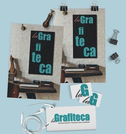 10 muestras de papelería y branding en mockup PSD | comunicologos | Scoop.it