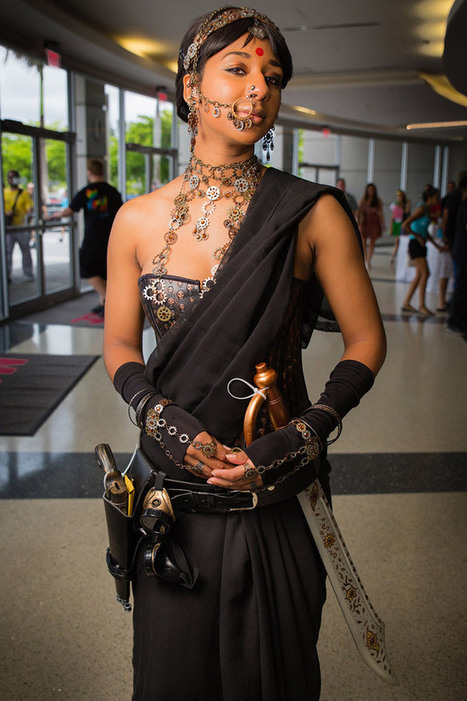 Bollywood Steampunk | All Geeks | Scoop.it