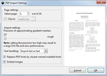 Comment modifier un pdf avec Inkscape [Tutoriel] | François MAGNAN  Formateur Consultant | Scoop.it