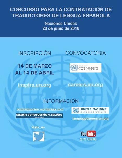 Naciones Unidas en Colombia » Concurso para la contratación de traductores de lengua española | Regiones y territorios de Colombia | Scoop.it
